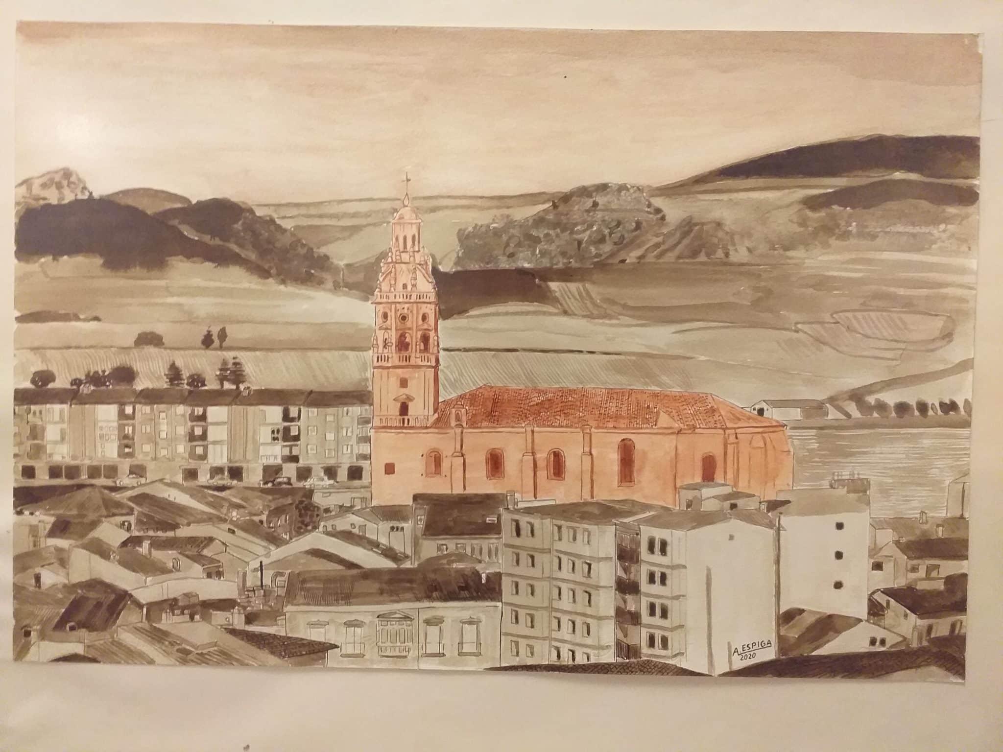 Pintura de Alejandro Espiga