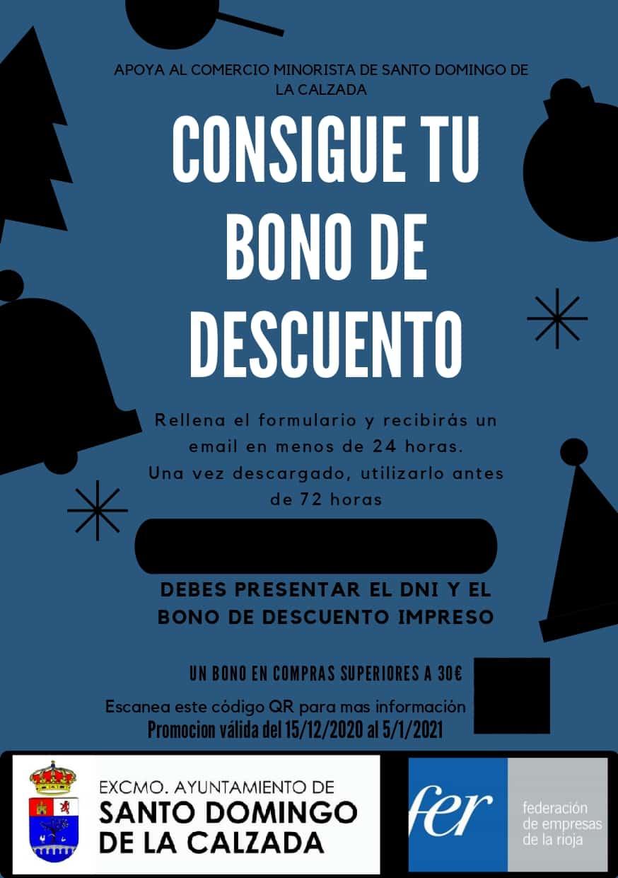 Santo Domingo lanza unos bonos comercio para incentivar las compras en Navidad 1