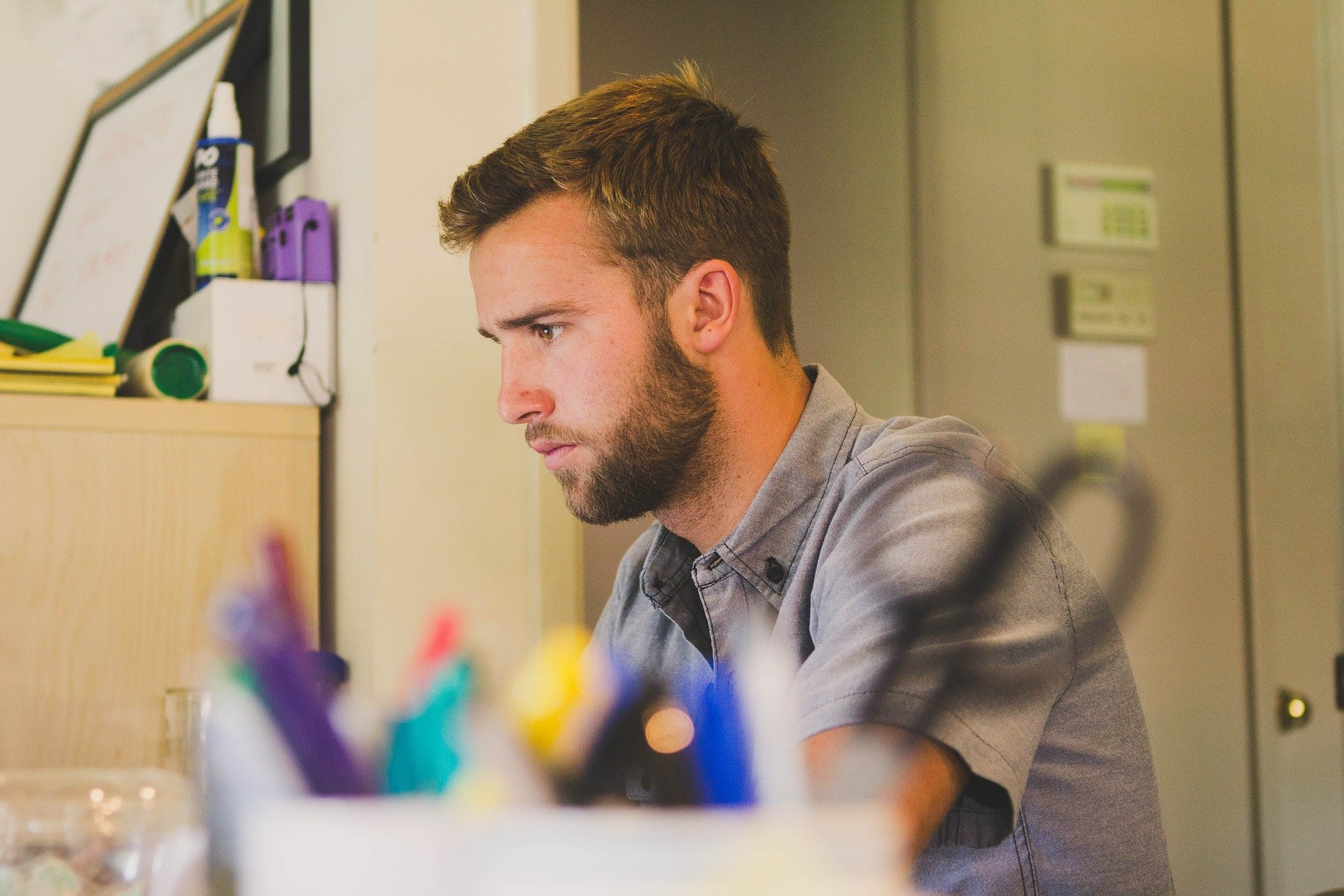 Concentracion trabajo