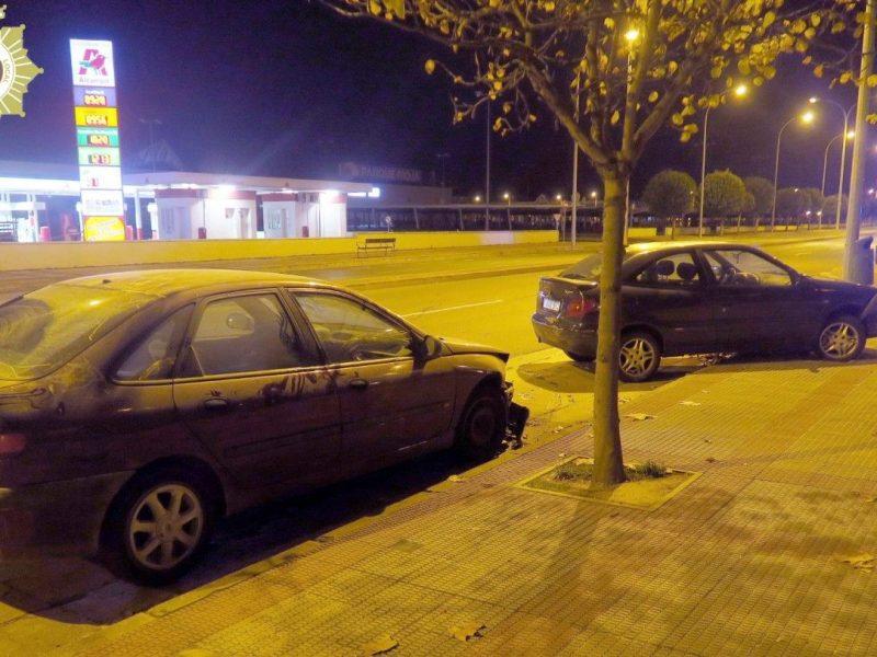 Trompos en Logroño