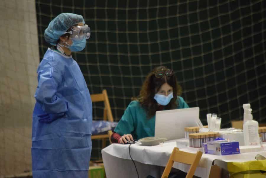 Salud inicia un cribado dirigido a jóvenes en Haro 9