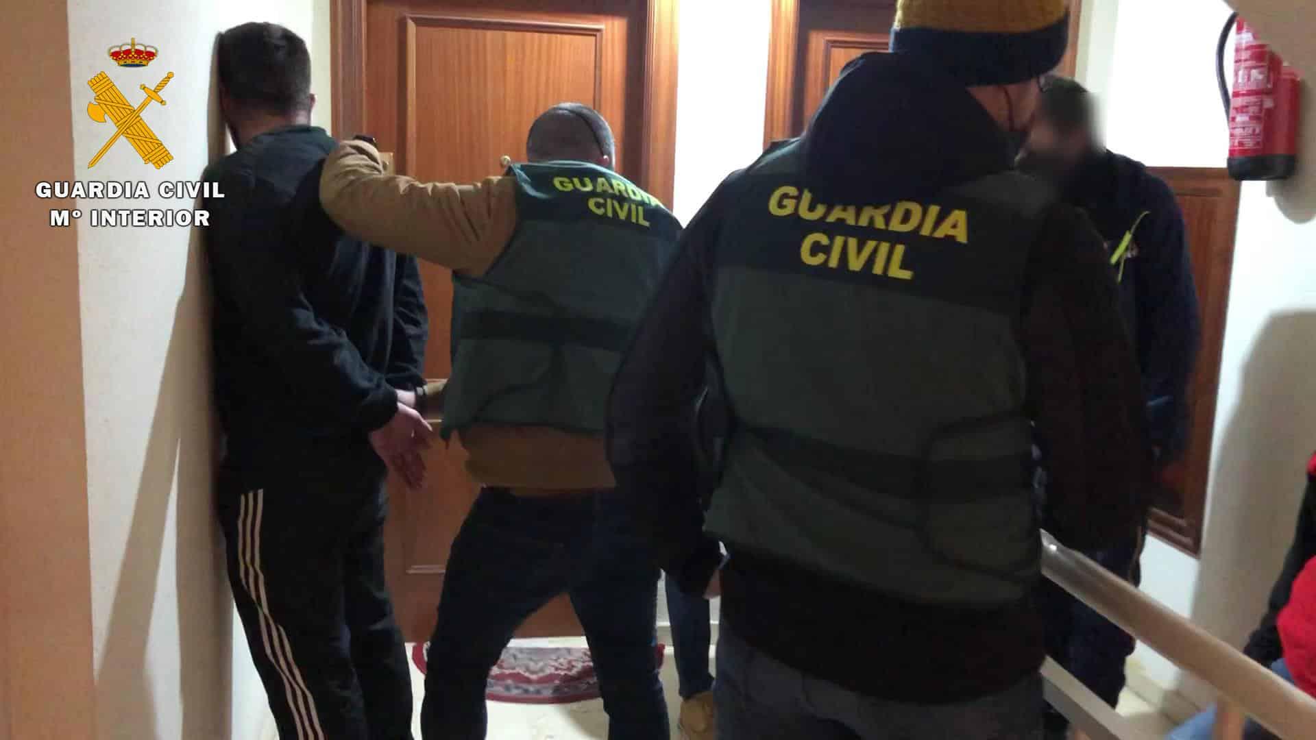 Detenido en Logroño tras detectar la Guardia Civil un envío postal de cocaína 1