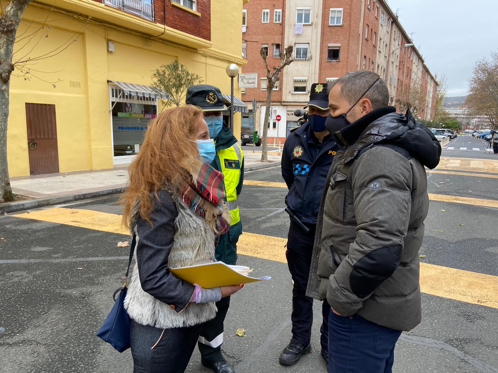 La DGT lanza una campaña para disminuir los atropellos en La Rioja: 52 hasta septiembre 2