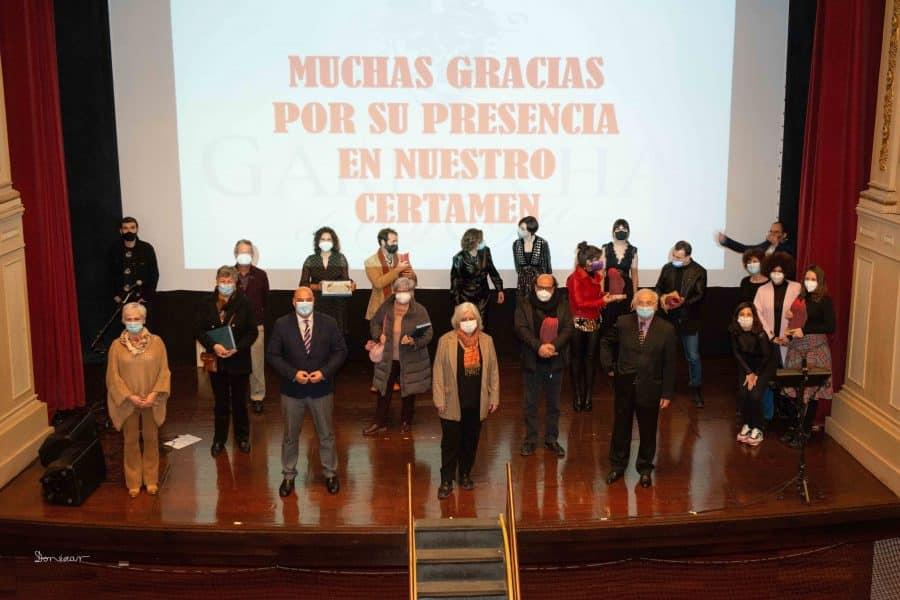 'Por los ojos de Raquel Meller', ganadora del Garnacha de Rioja de Haro 1