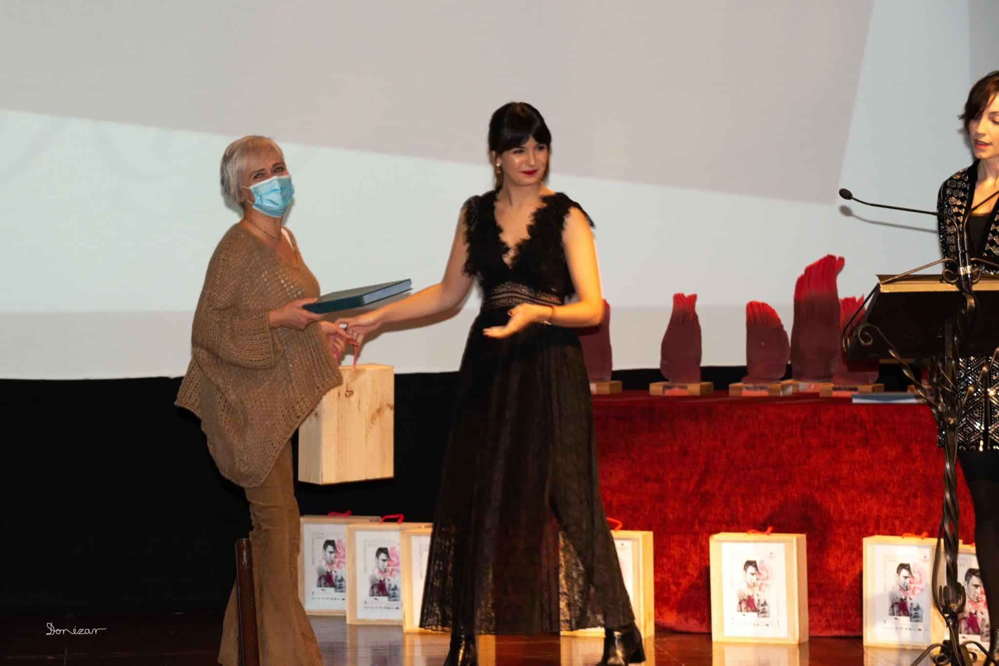 'Por los ojos de Raquel Meller', ganadora del Garnacha de Rioja de Haro 2