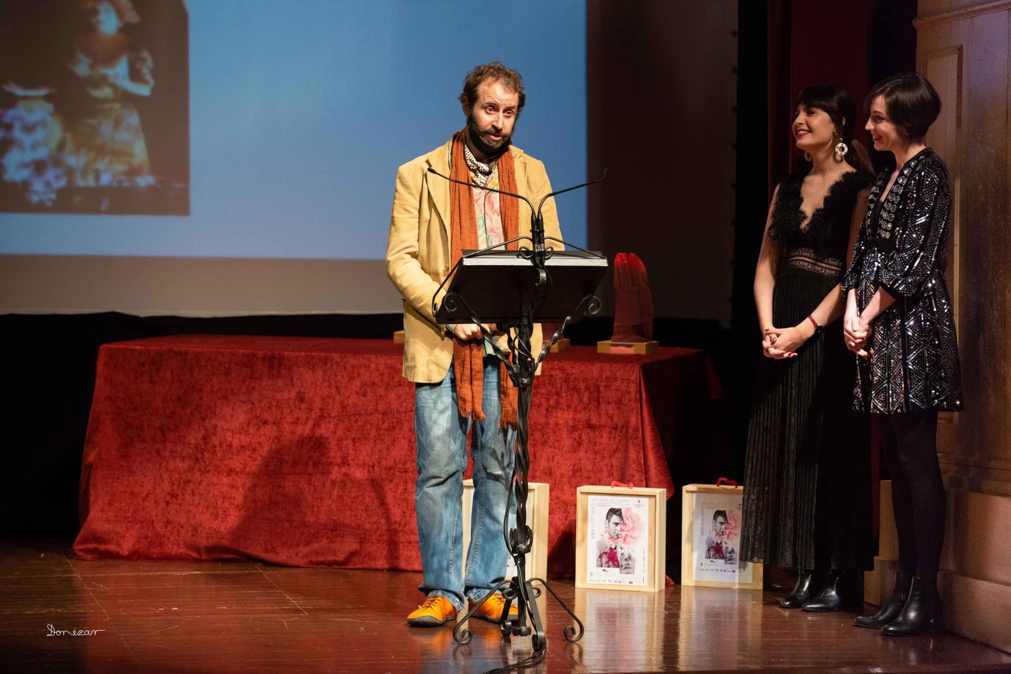 'Por los ojos de Raquel Meller', ganadora del Garnacha de Rioja de Haro 5
