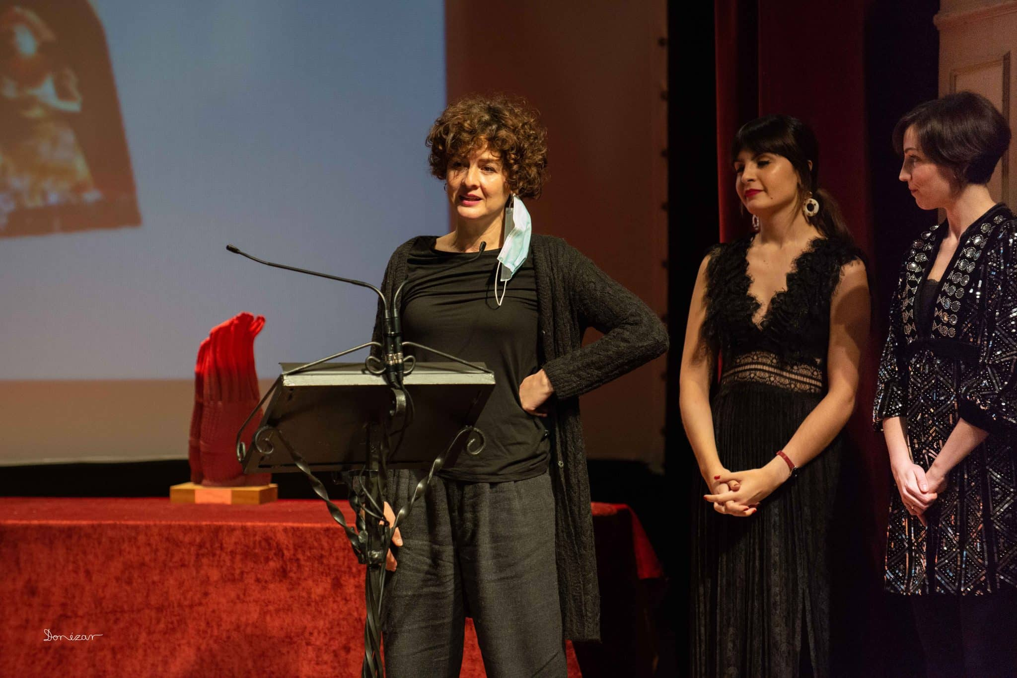 'Por los ojos de Raquel Meller', ganadora del Garnacha de Rioja de Haro 4