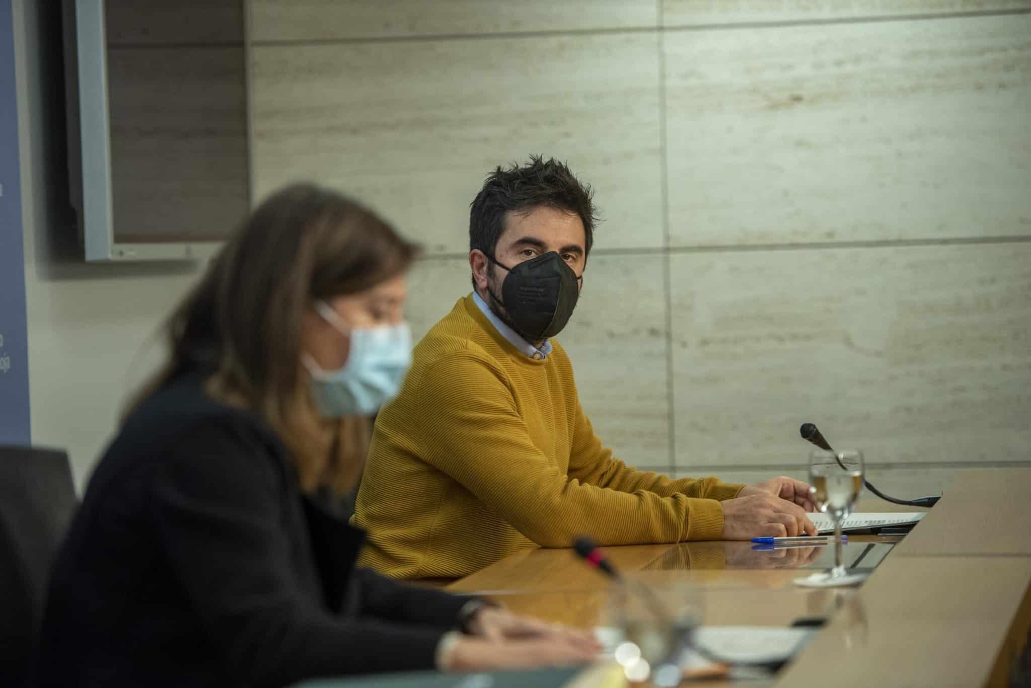 "El protocolo del tramo Castejón-Logroño ""condena a La Rioja a seguir teniendo un ferrocarril del siglo XIX"" 2"
