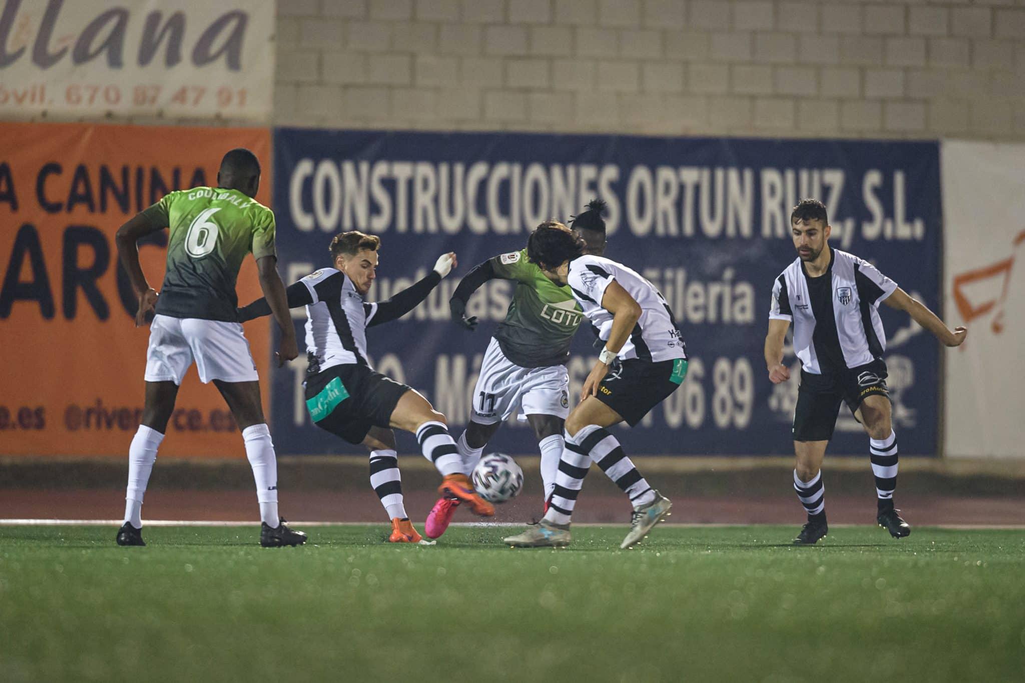 FOTOS: El Haro, el único equipo riojano que sobrevive en la Copa del Rey 13