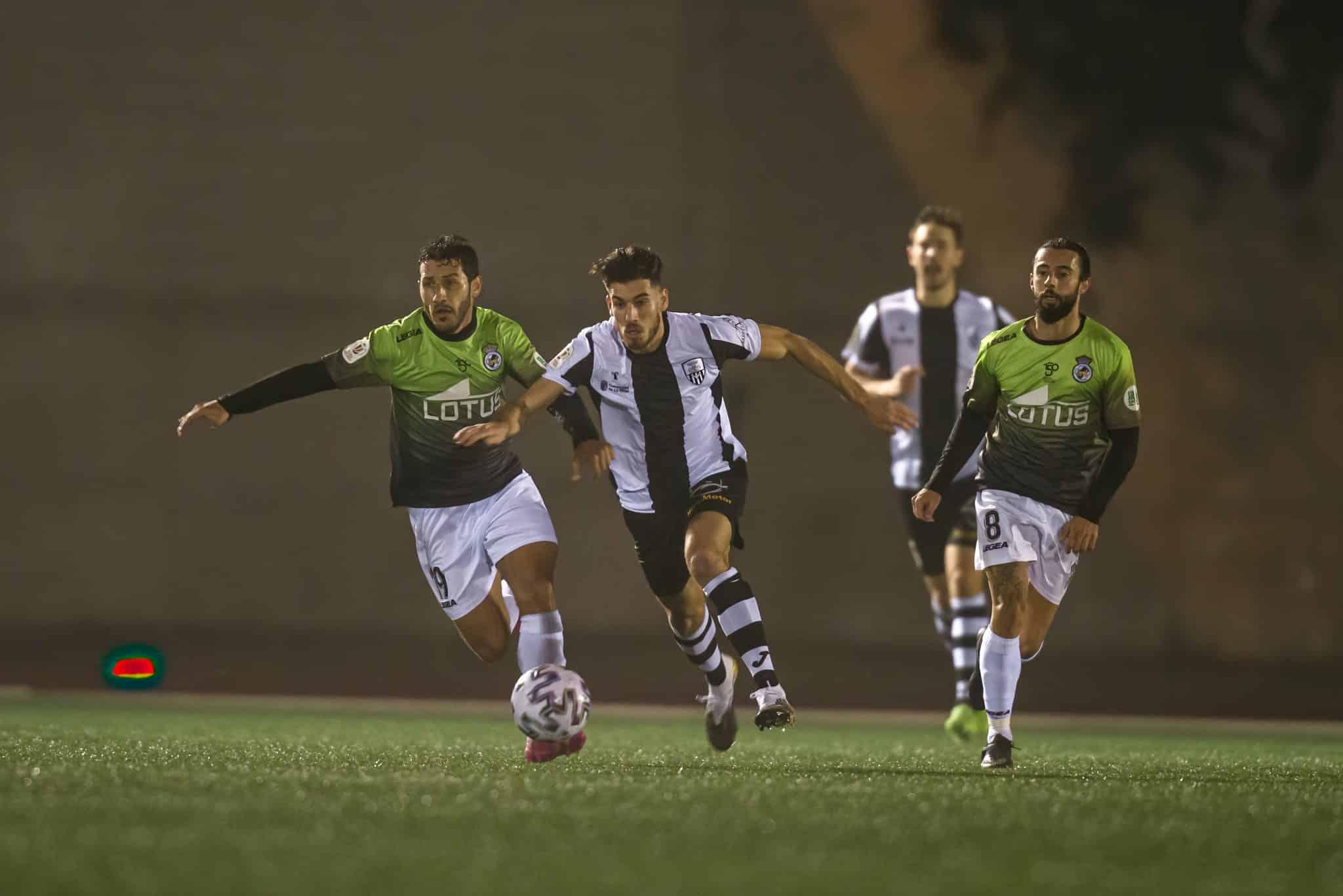 FOTOS: El Haro, el único equipo riojano que sobrevive en la Copa del Rey 15