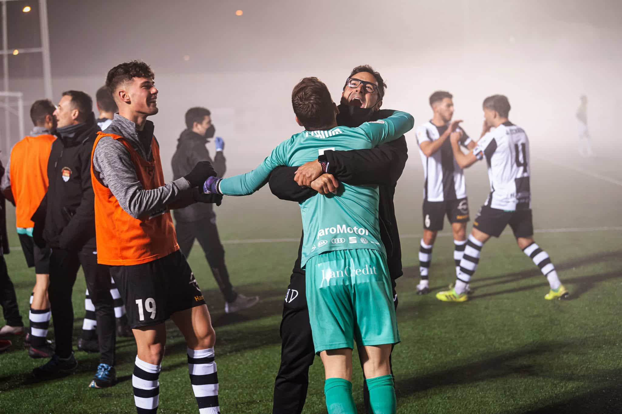 FOTOS: El Haro, el único equipo riojano que sobrevive en la Copa del Rey 18