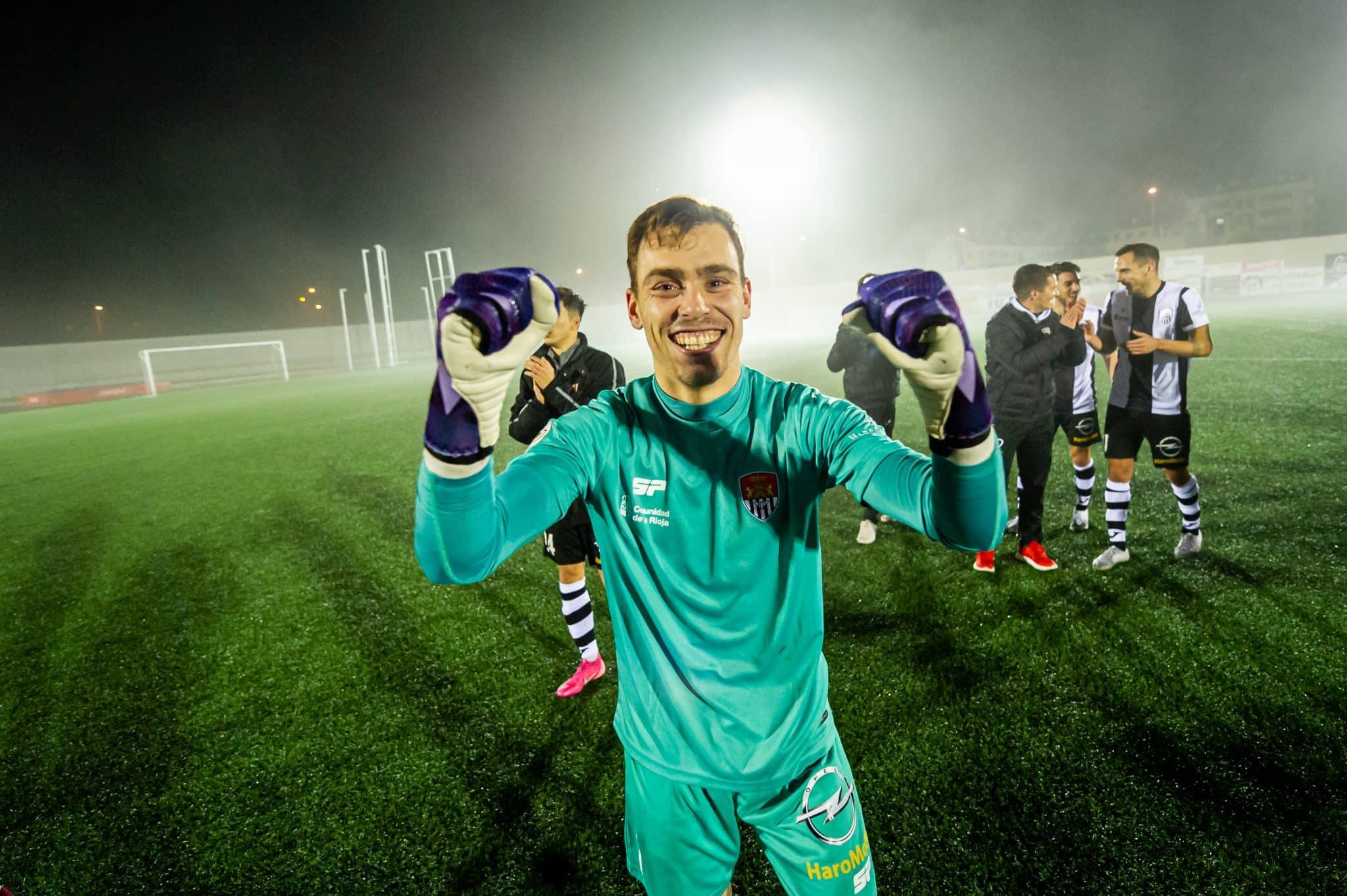 FOTOS: El Haro, el único equipo riojano que sobrevive en la Copa del Rey 7