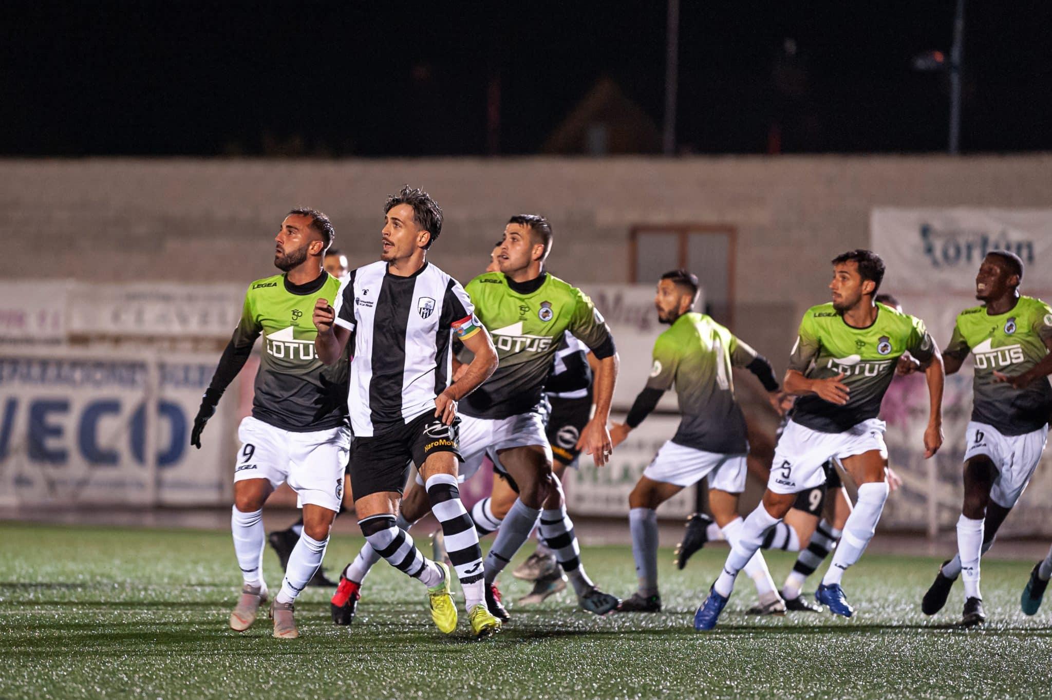 FOTOS: El Haro, el único equipo riojano que sobrevive en la Copa del Rey 9