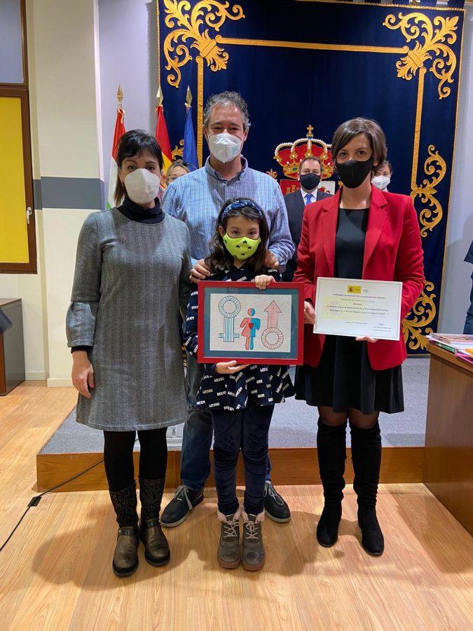 Entregados los premios del I Certamen de Pintura por la Igualdad de Género de la Delegación del Gobierno en La Rioja 4