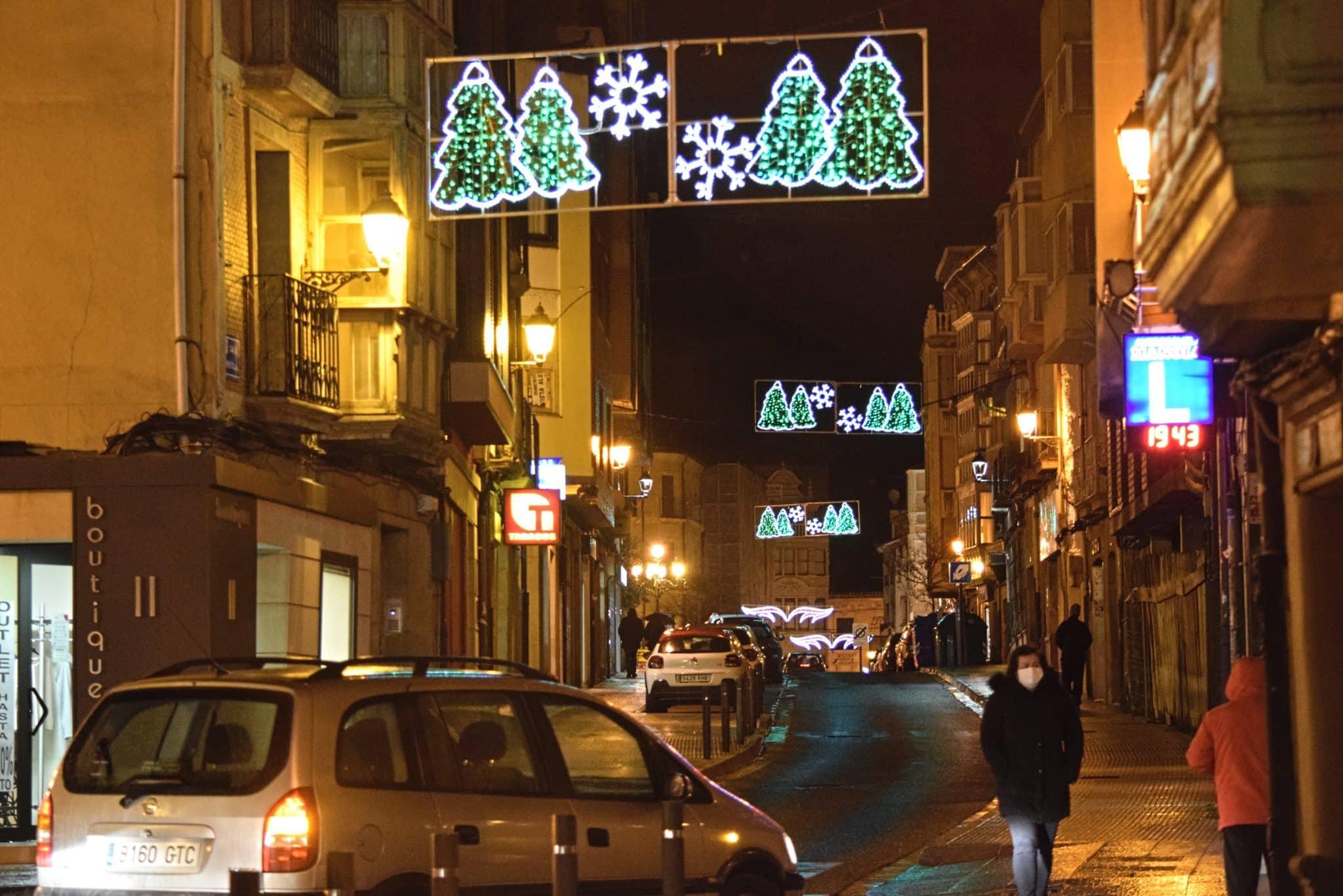 Haro enciende sus luces de Navidad 3