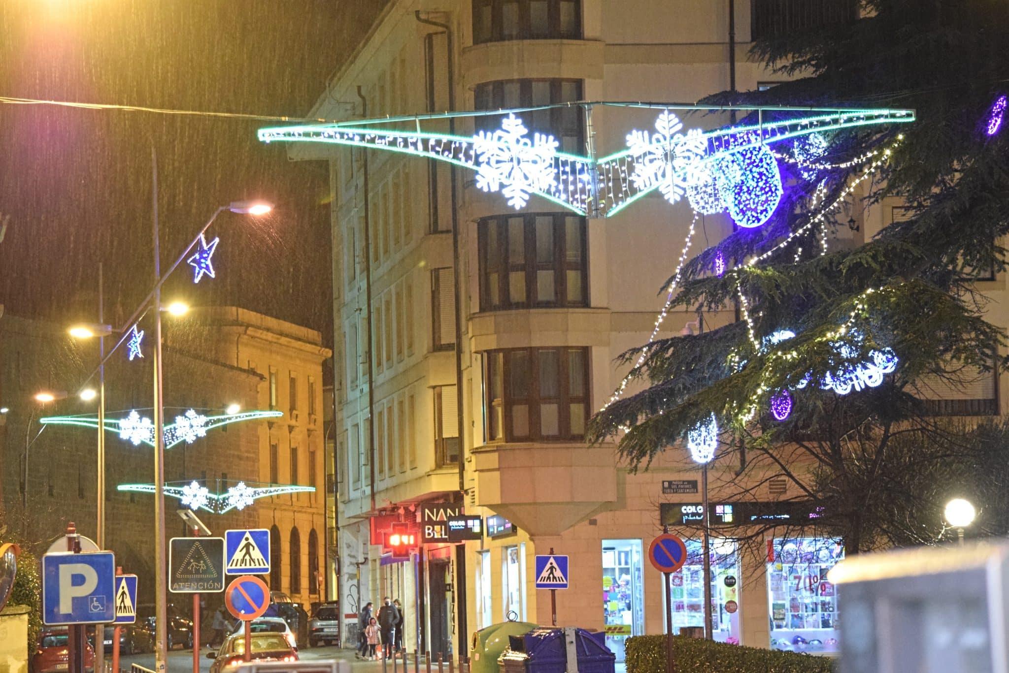 Haro enciende sus luces de Navidad 6