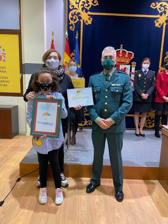 Entregados los premios del I Certamen de Pintura por la Igualdad de Género de la Delegación del Gobierno en La Rioja 3