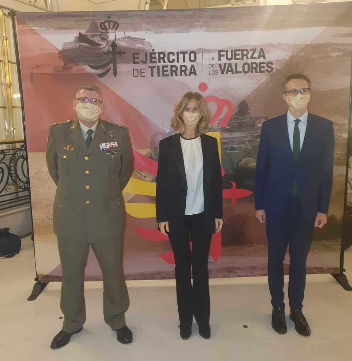 Nombran a Fernando Riaño embajador de la Marca Ejército 2
