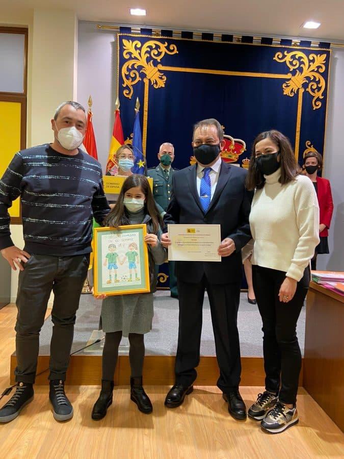 Entregados los premios del I Certamen de Pintura por la Igualdad de Género de la Delegación del Gobierno en La Rioja 1