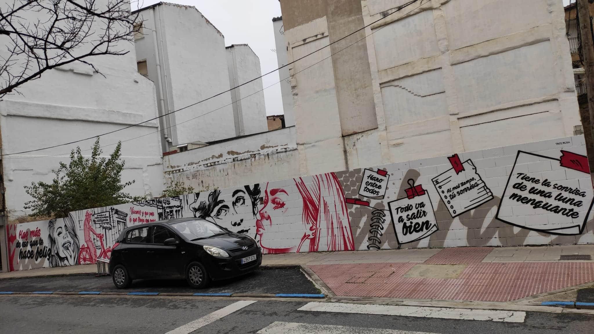 FOTOS: Haro ya tiene su 'Muro de los Deseos' 1