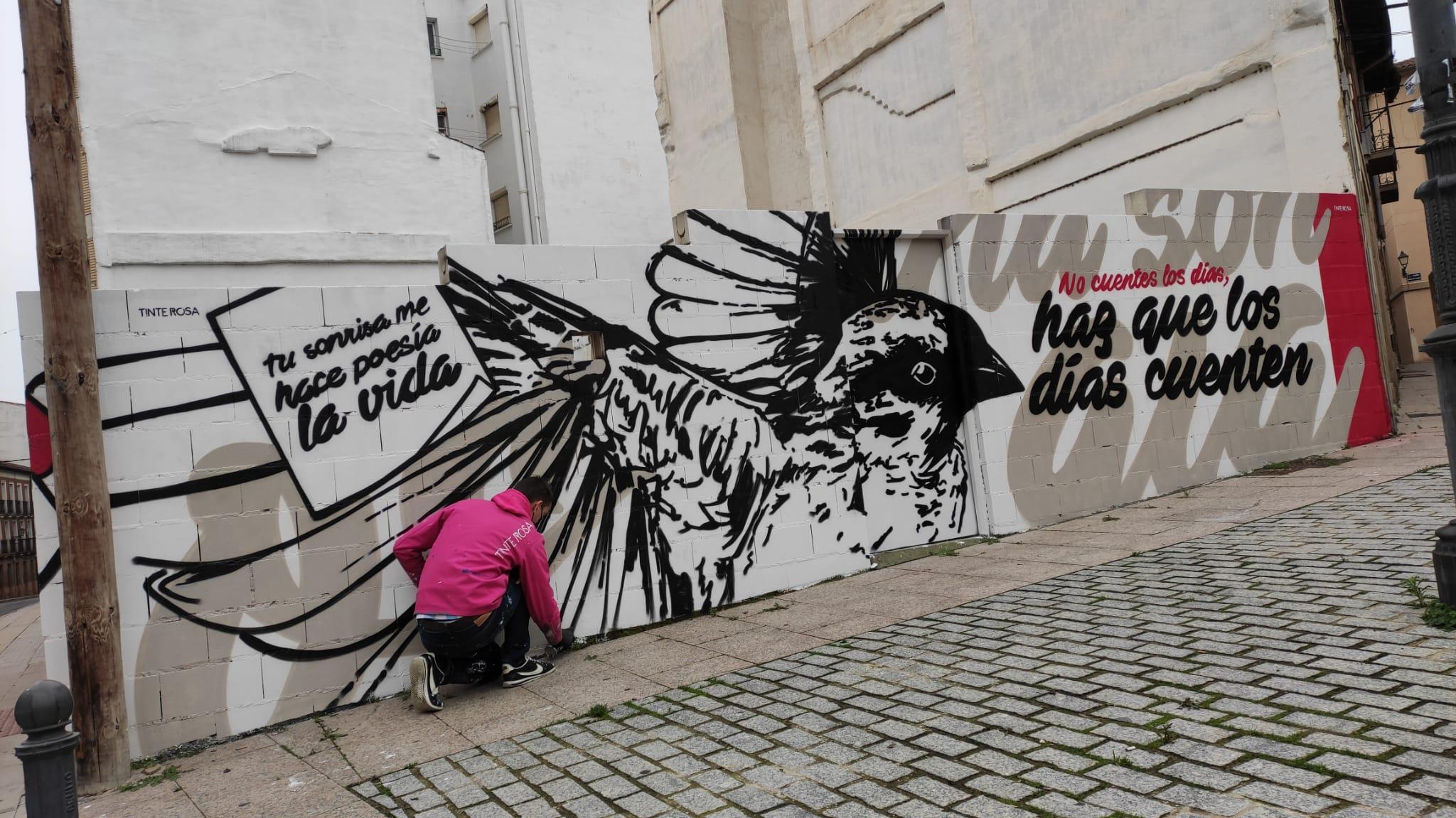 FOTOS: Haro ya tiene su 'Muro de los Deseos' 7