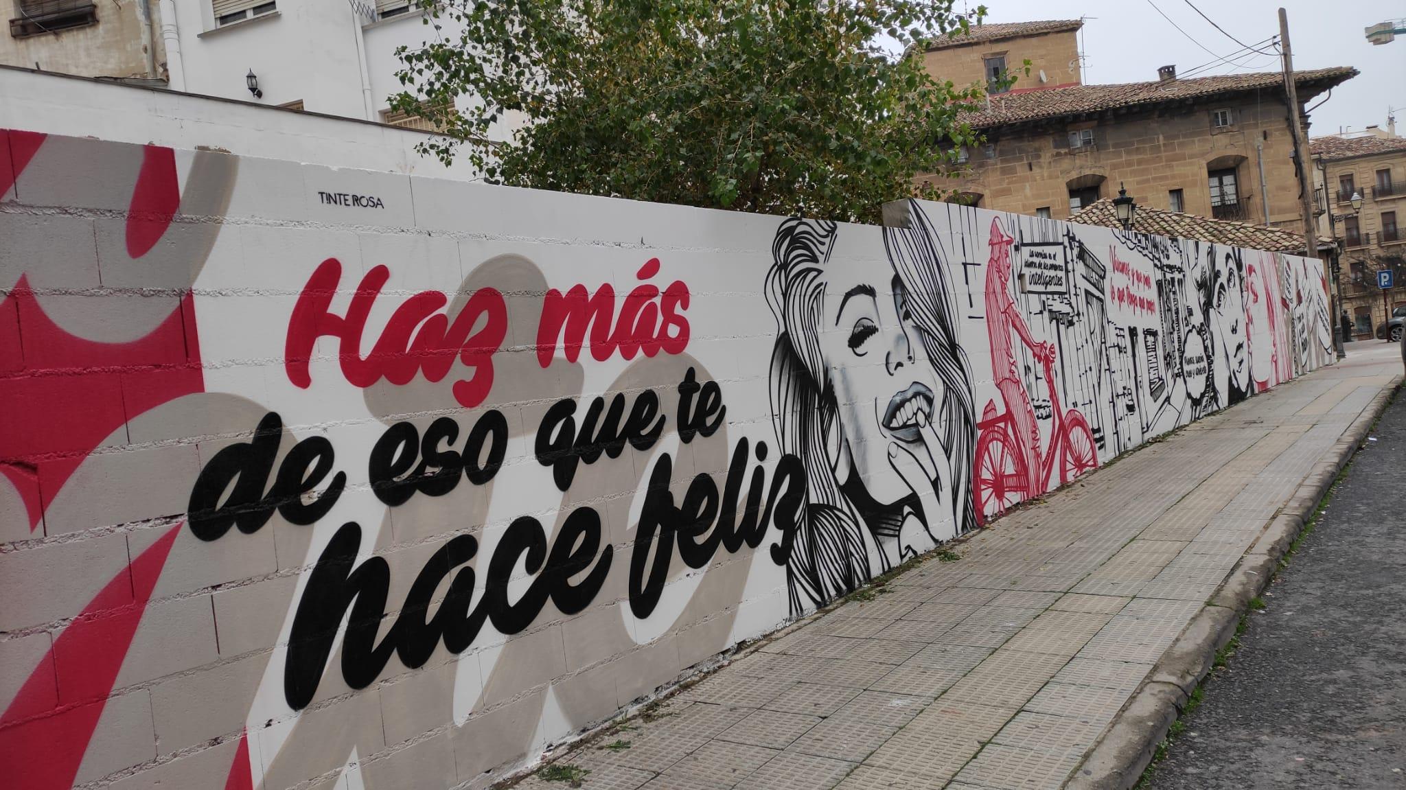 FOTOS: Haro ya tiene su 'Muro de los Deseos' 3