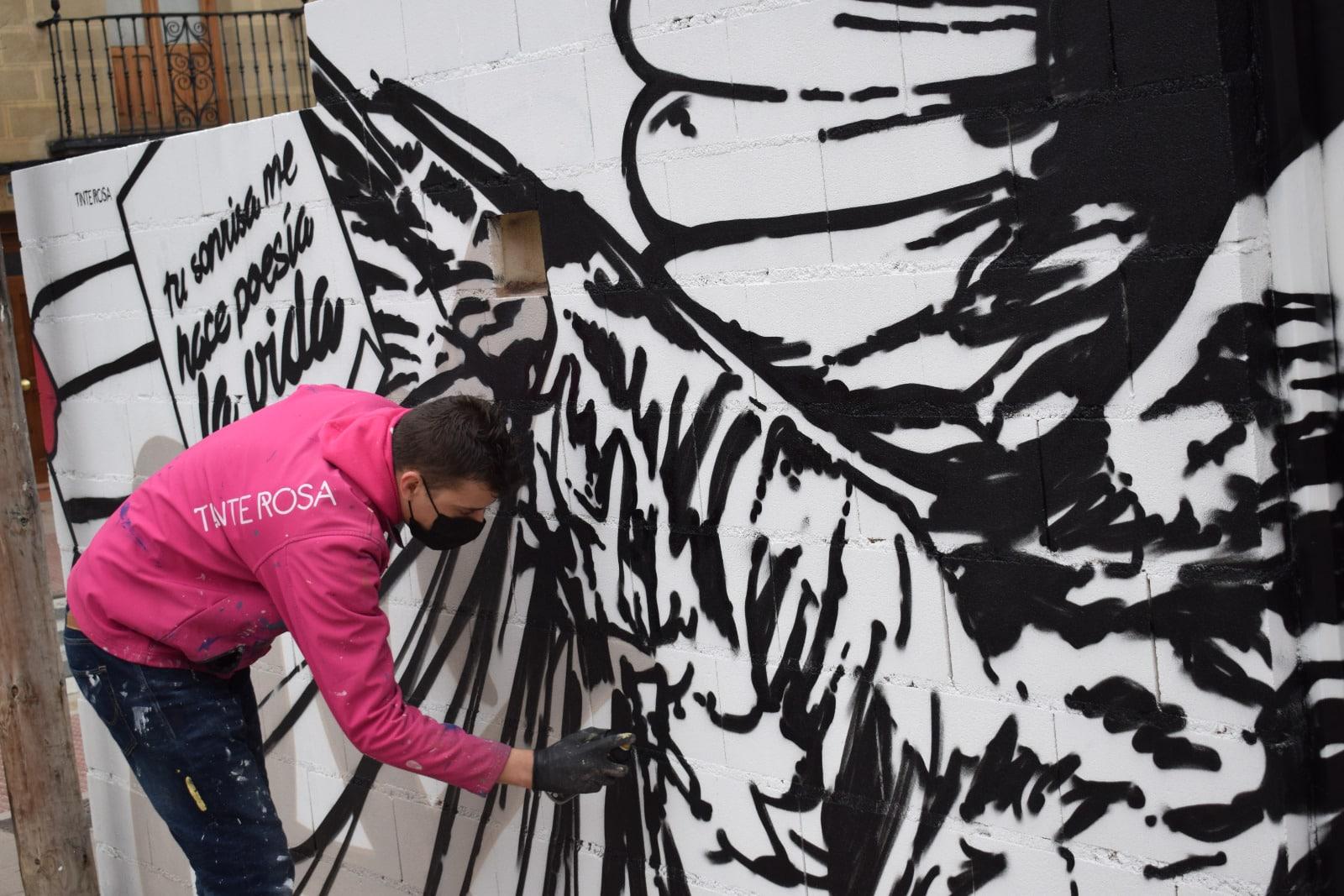 FOTOS: Haro ya tiene su 'Muro de los Deseos' 8