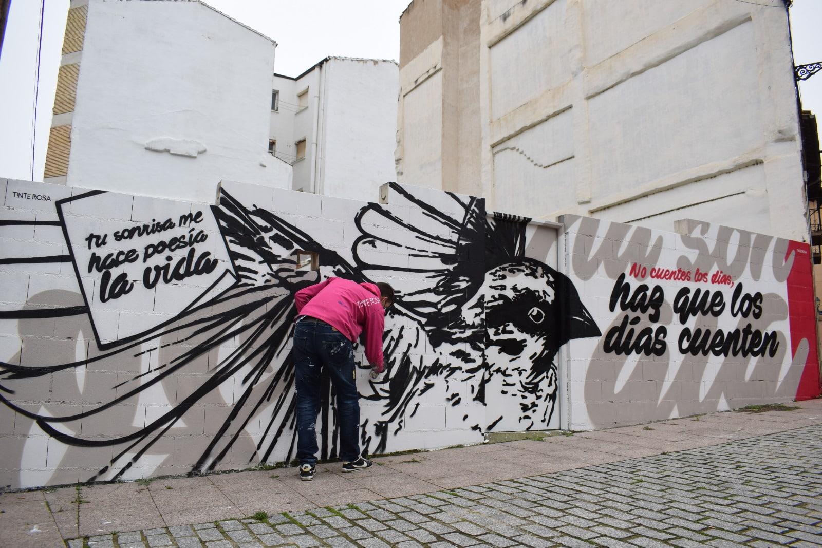FOTOS: Haro ya tiene su 'Muro de los Deseos' 2