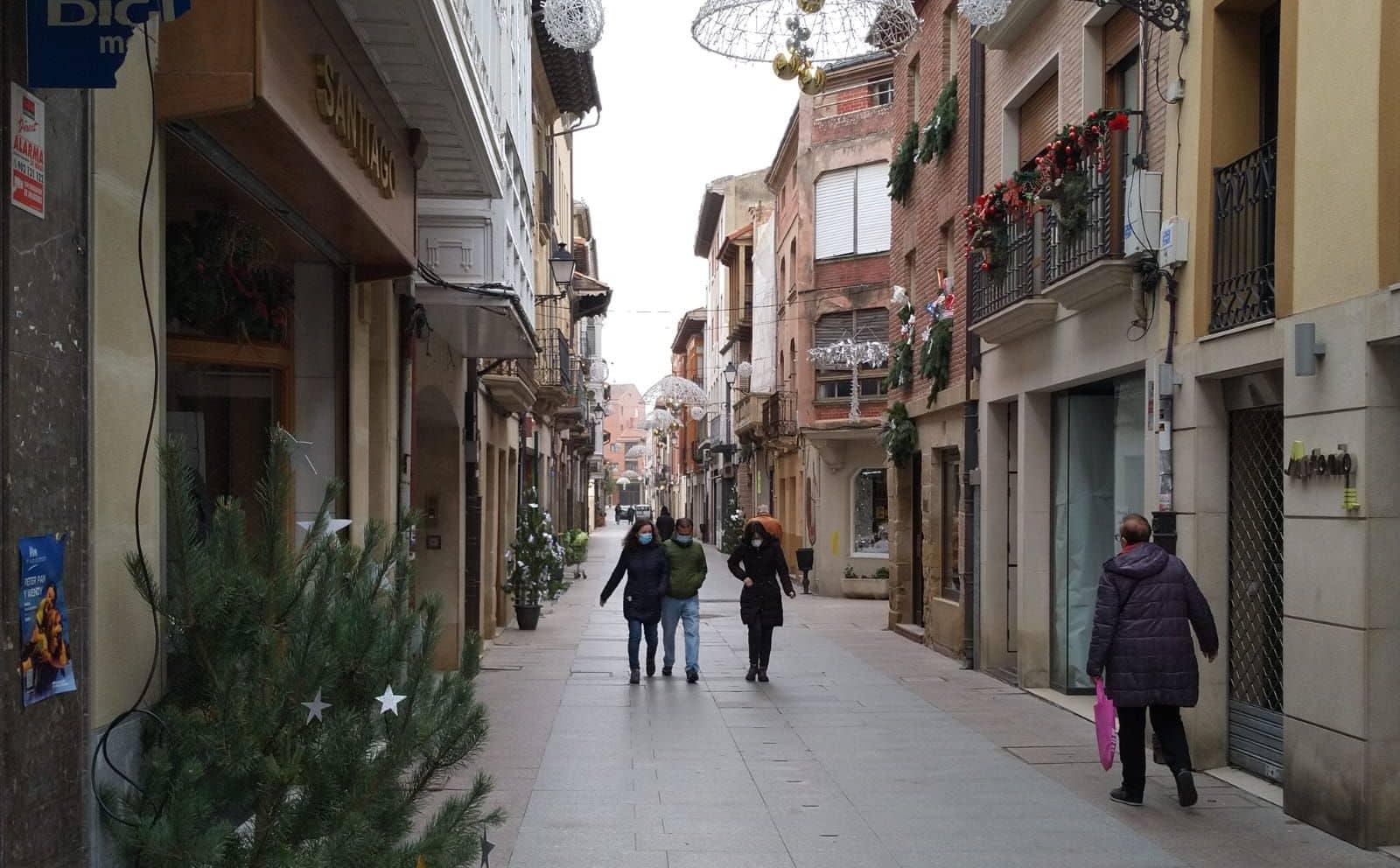 Calle Pinar Santo Domingo