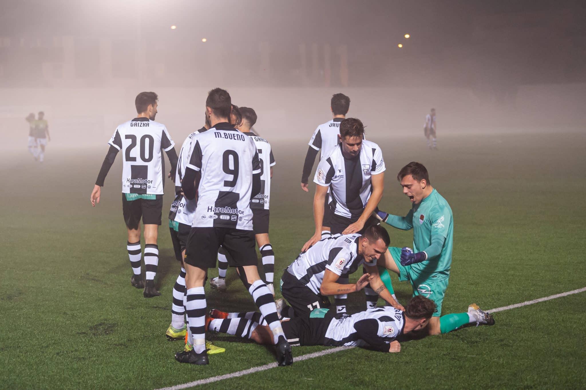 Gol de Garrido Copa