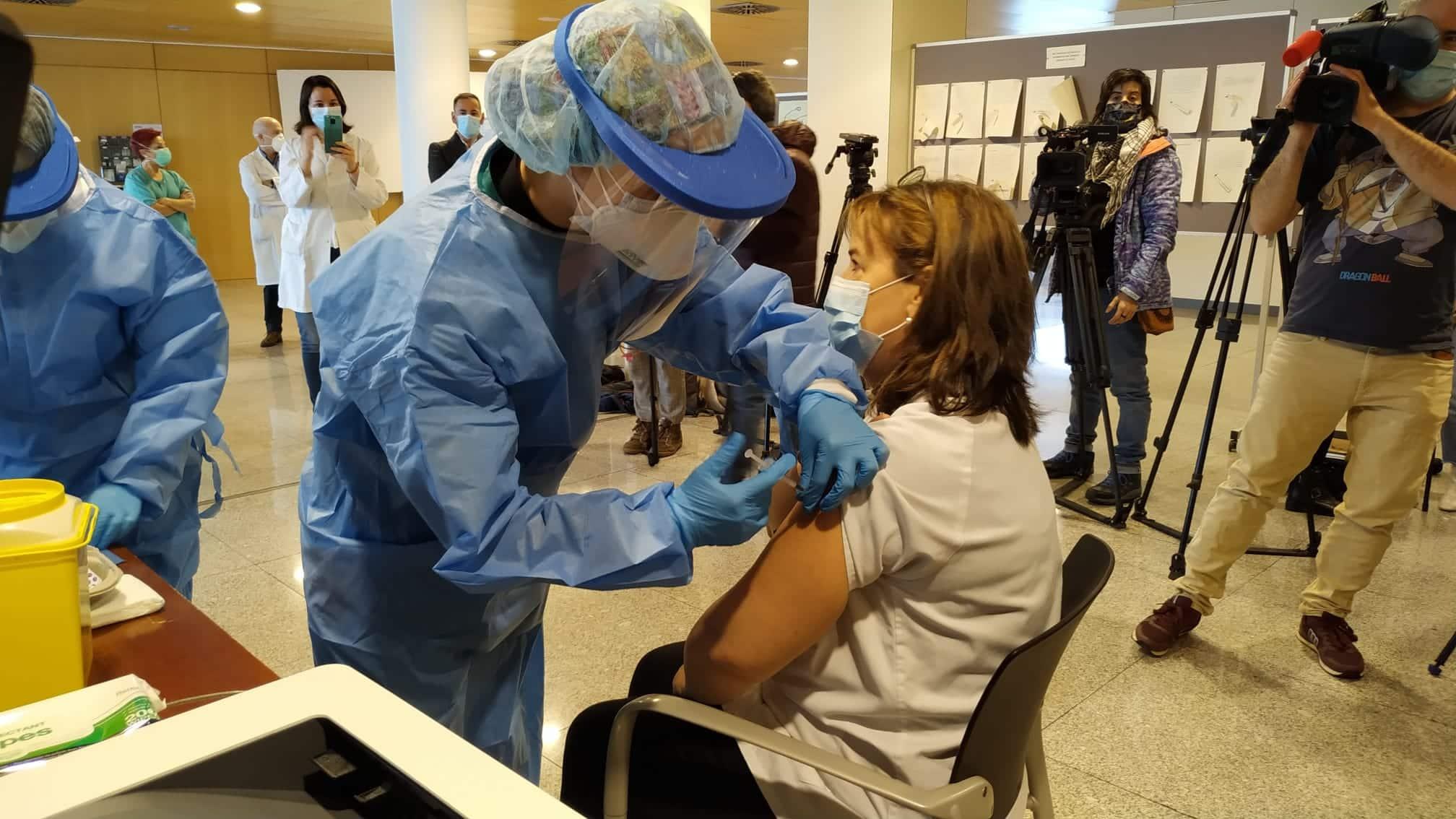Vacunación SERIS