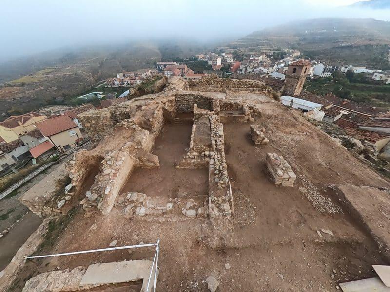 Castillo de Nalda