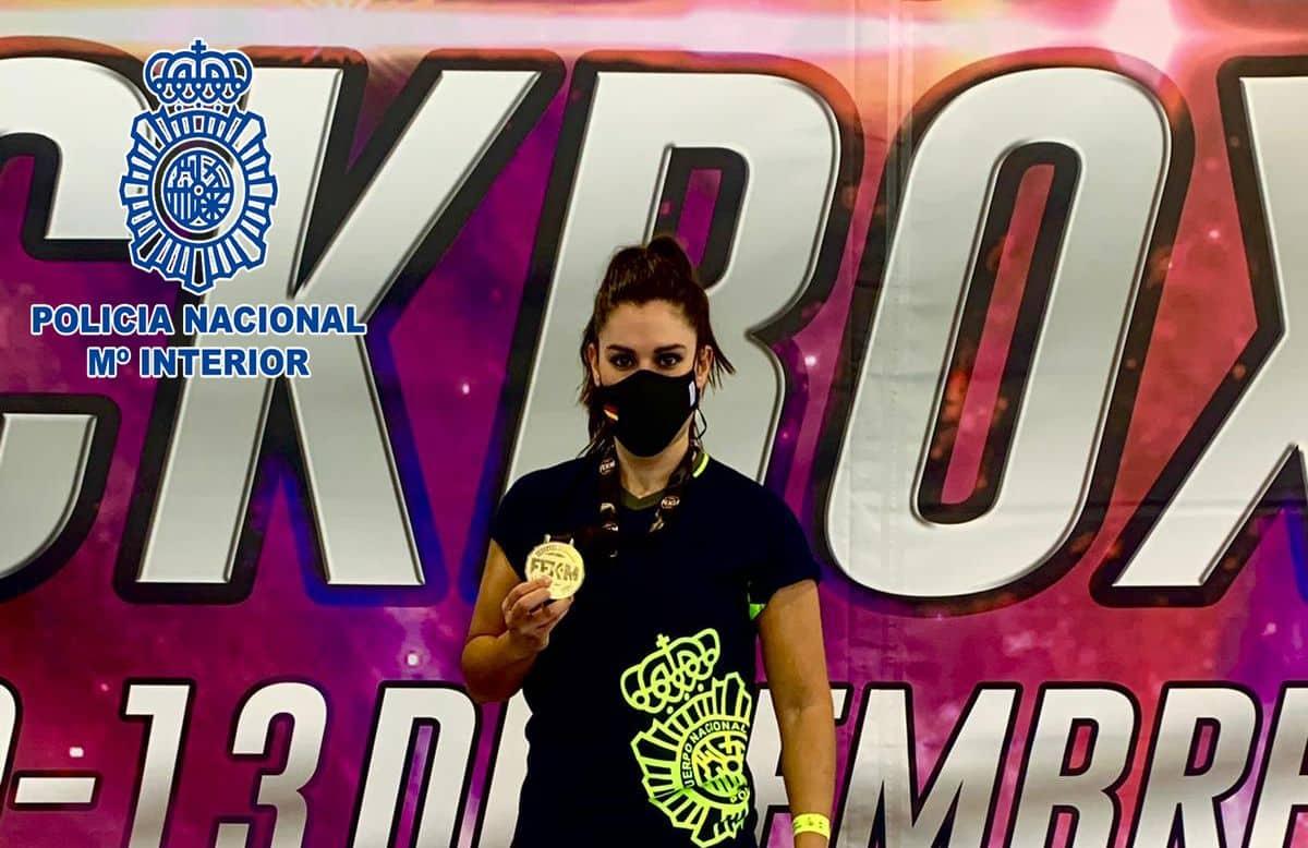 Rocío Velázquez Kickboxing