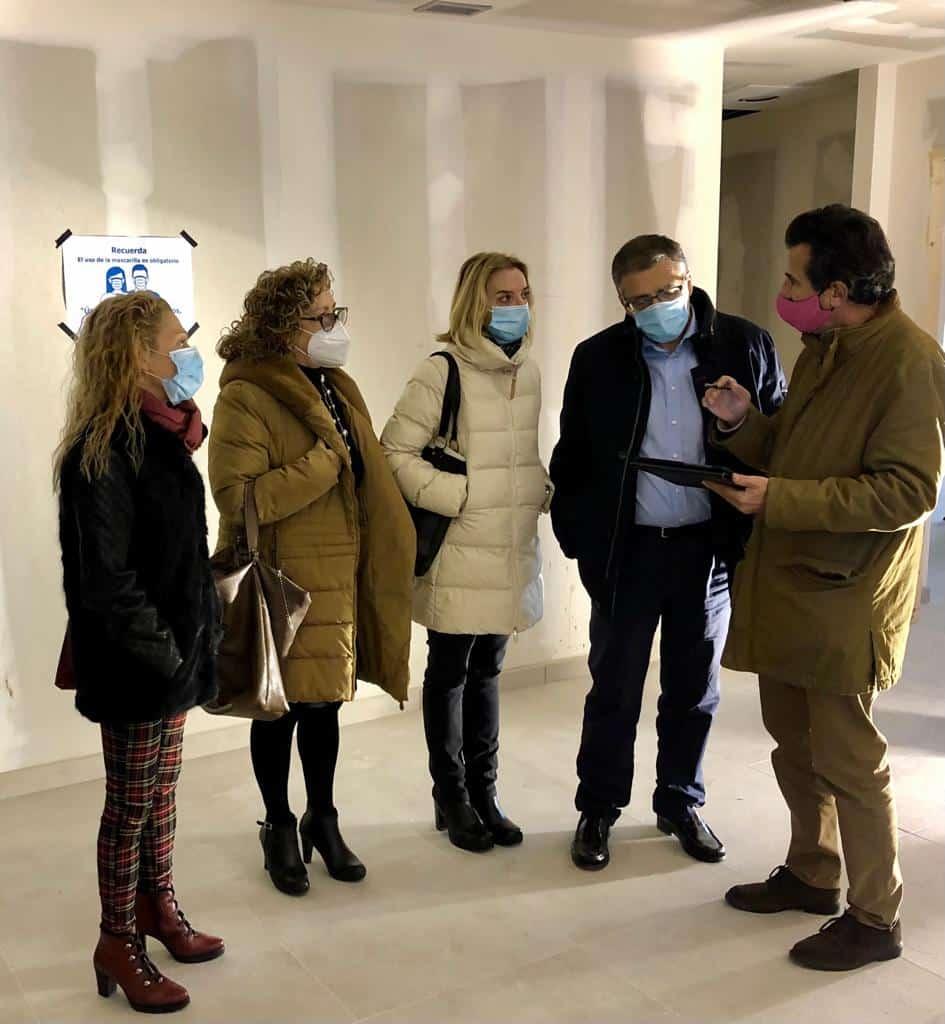 El nuevo centro de Asprodema en Nájera podrá estar listo en el primer semestre de 2021 3