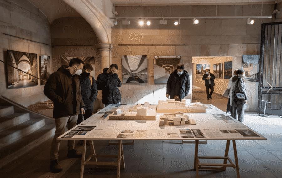 Los proyectos del Restaurante Lumbre, Hotel Palacio Tondón y parroquia de Santo Tomás, entre las mejores obras 2016-2019 3
