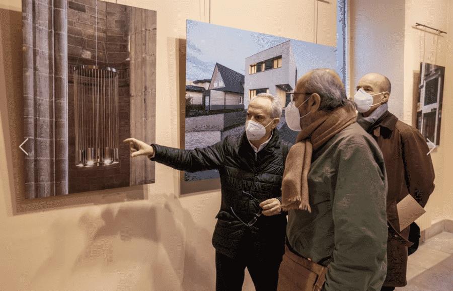 Los proyectos del Restaurante Lumbre, Hotel Palacio Tondón y parroquia de Santo Tomás, entre las mejores obras 2016-2019 1
