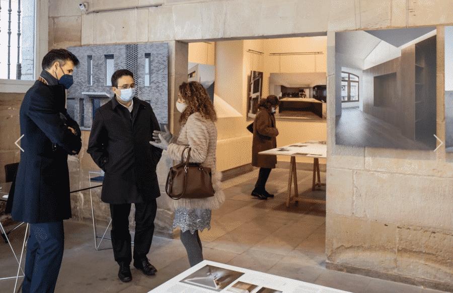 Los proyectos del Restaurante Lumbre, Hotel Palacio Tondón y parroquia de Santo Tomás, entre las mejores obras 2016-2019 2