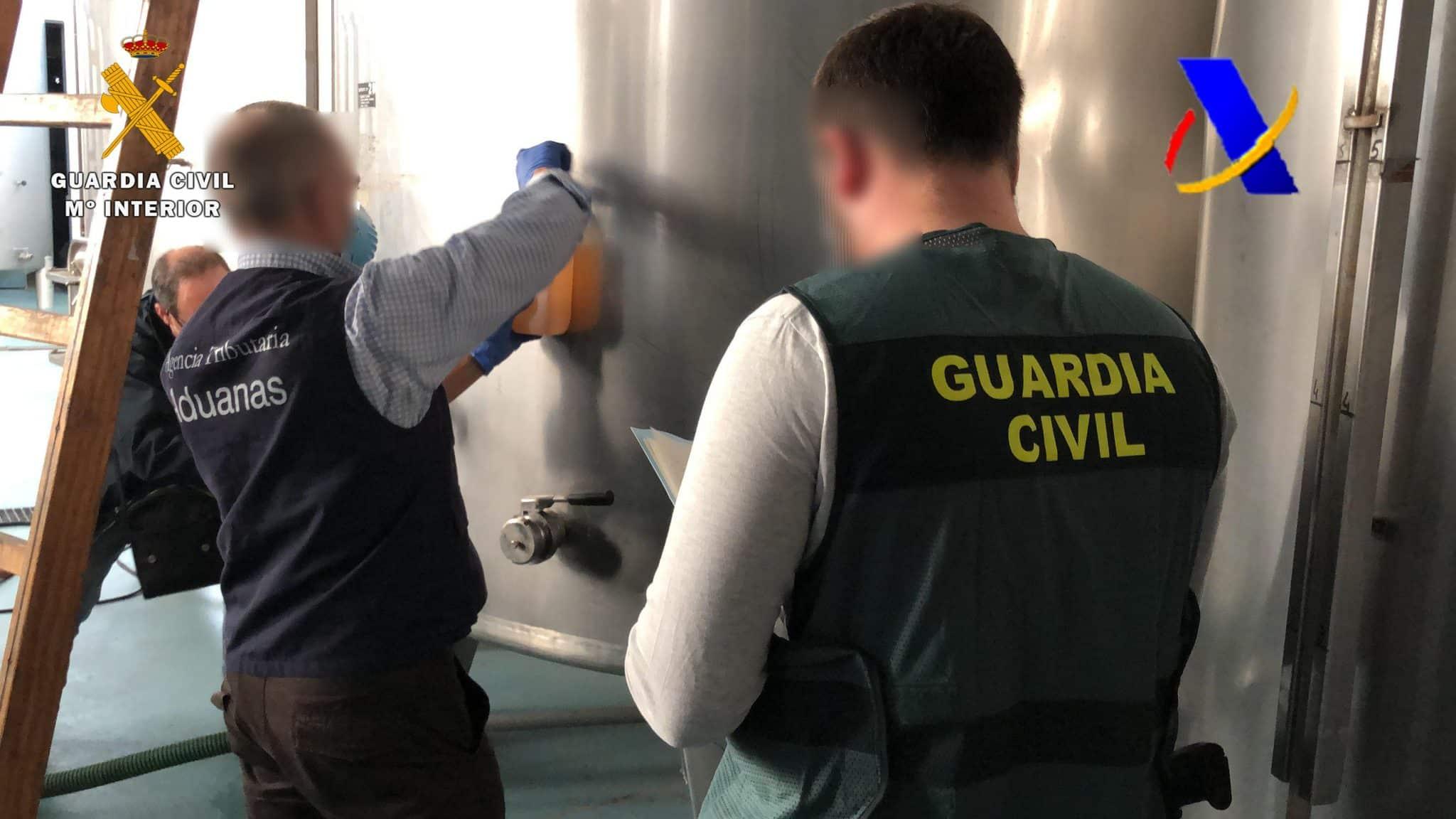 VÍDEO: Desmantelada en La Rioja una de las mayores destilerías ilegales de whisky 2