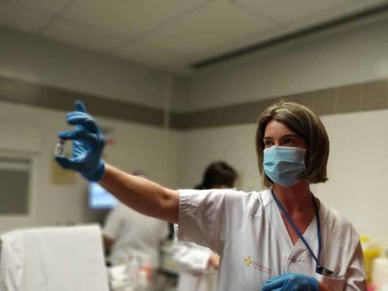 Vacunación Calahorra
