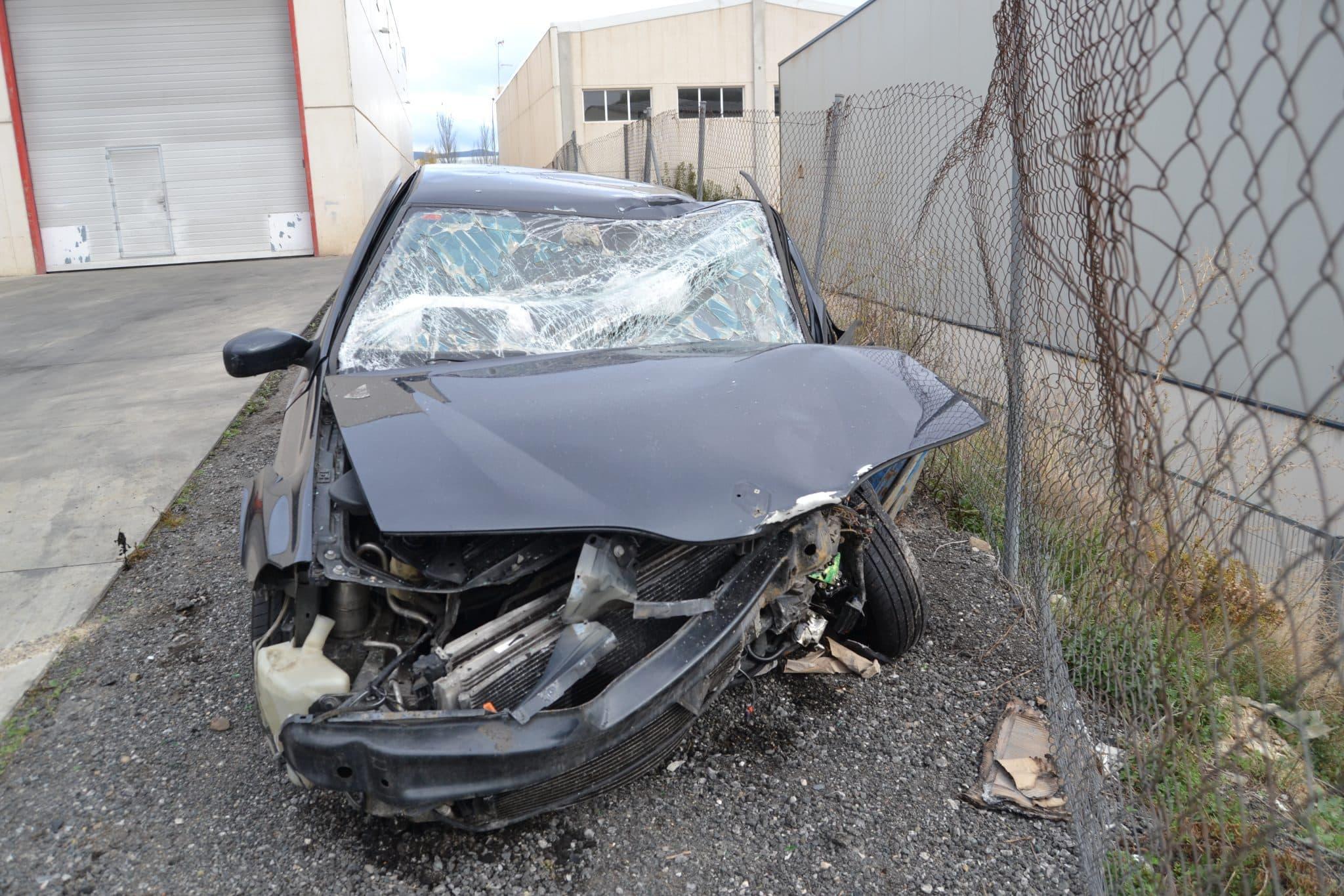 Investigan por homicidio al conductor implicado en un accidente mortal ocurrido en Ábalos 1
