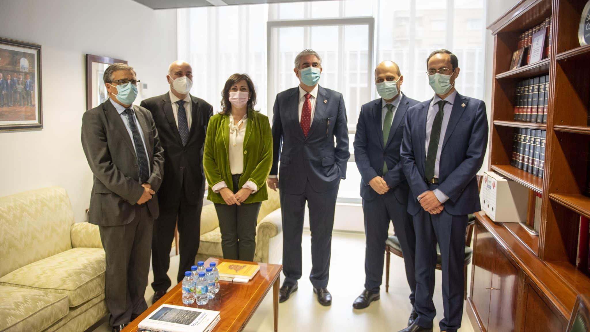 Mejoras en el Juzgado de Violencia sobre la mujer de La Rioja: intimidad plena para víctimas y dos nuevos equipos psicosociales 1