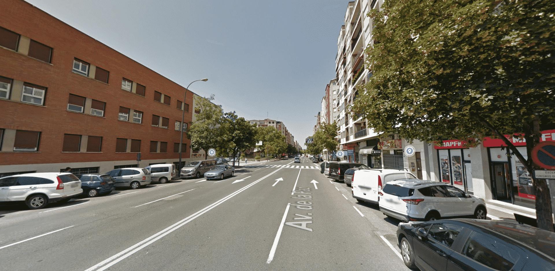 Avenida de la Paz