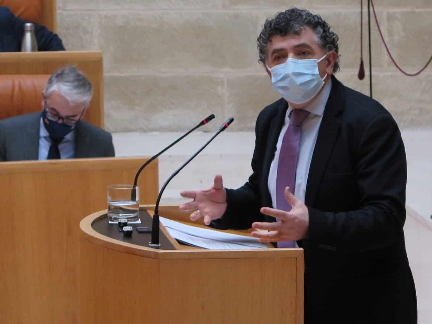 """Andreu defiende que los presupuestos aprobados son """"los más ambiciosos en la historia de La Rioja"""" 3"""