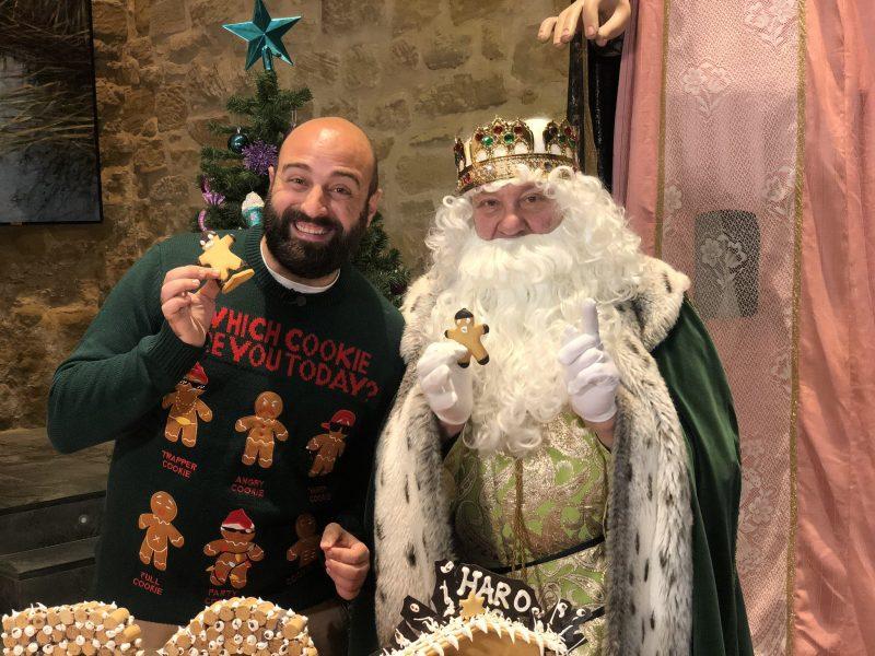 Galletas de Navidad en Haro