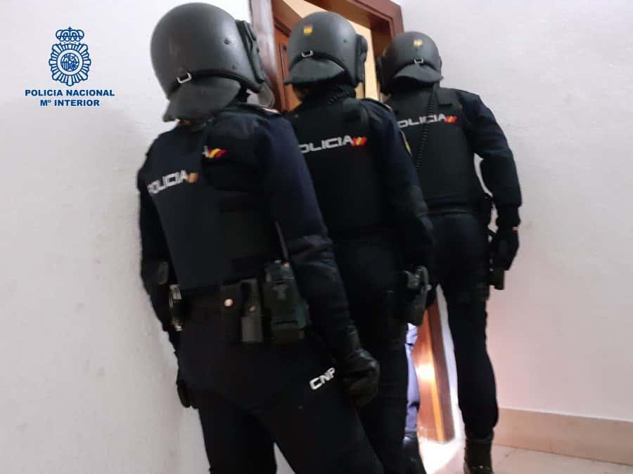 La Policía detiene a la autora de siete robos a punta de navaja en establecimientos de Logroño 6