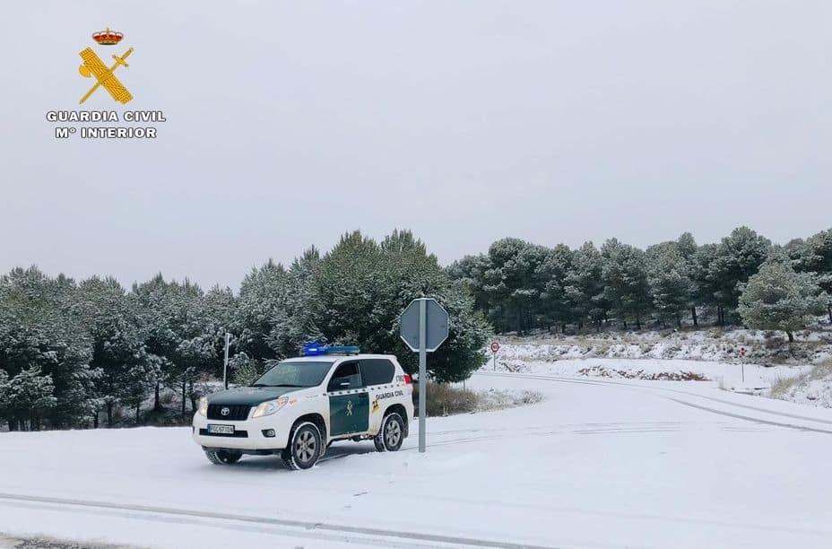 DIRECTO: 'Filomena' hace acto de presencia en La Rioja: nieve, frío y hielo 3