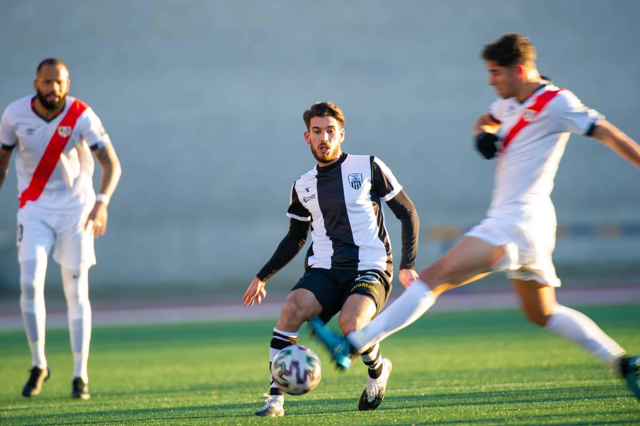 El Rayo apaga la ilusión del Haro en la Copa 10