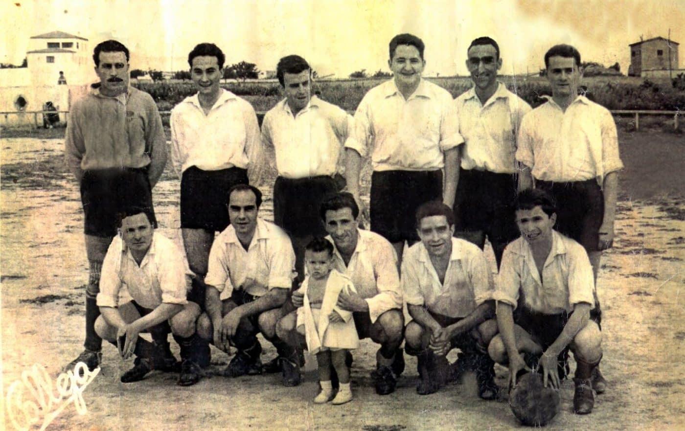 Puntualizando 'historia e hitos' del Haro Deportivo 1