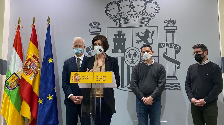 318 agentes de Policía y Guardia Civil vigilarán el cierre perimetral de Logroño, Lardero y Villamediana 1