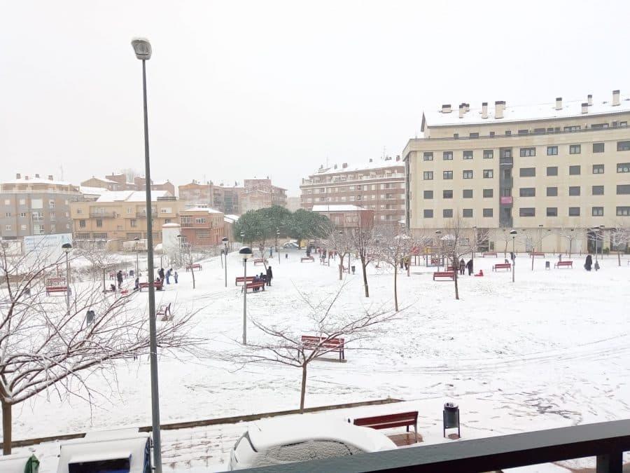 DIRECTO: 'Filomena' hace acto de presencia en La Rioja: nieve, frío y hielo 12